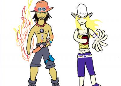 One Piece!ICoS