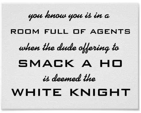 white knight quote